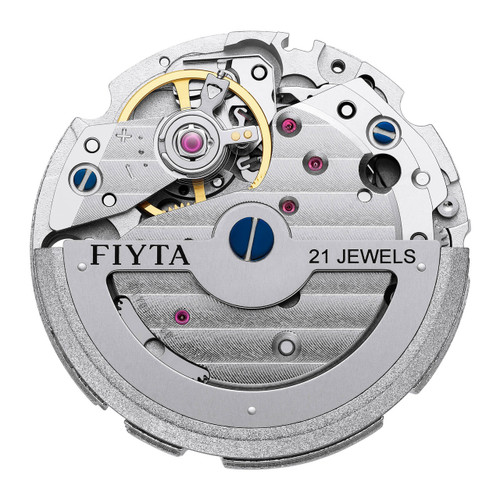 Fiyta Solo Automatic Brown Rose Gold (GA852001-PNK)