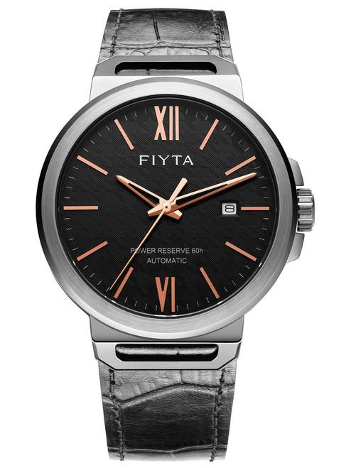 Fiyta Solo Automatic Black Grey (GA852000-BBB)