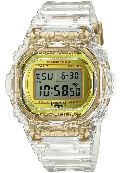 G-Shock 35th Anniversary DW-5735 Glacier Gold (DW5735E-7)