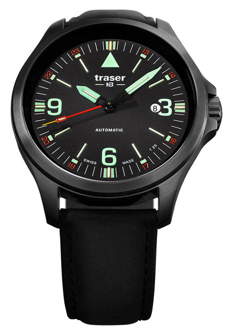 Traser P67 Officer Pro Automatic Black (108075)