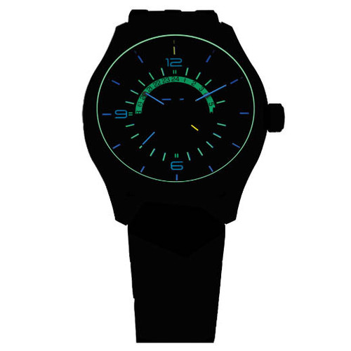 Traser P59 Aurora GMT Black (107232)