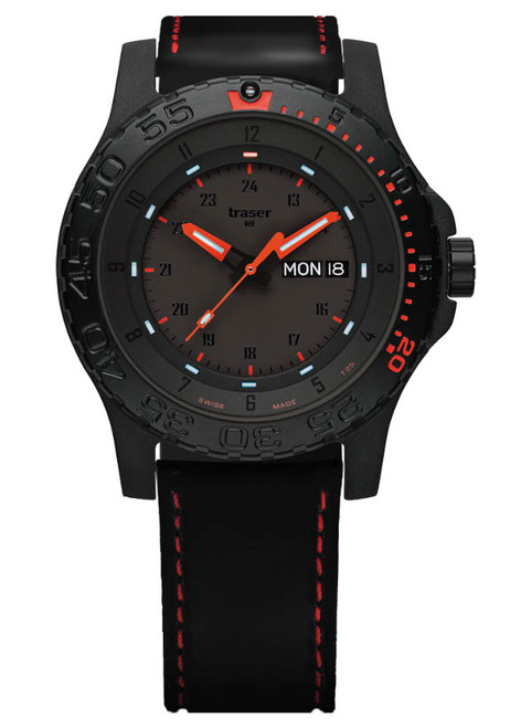 Traser P66 Combat Red (105503)