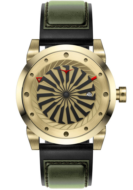 Zinvo Blade Automatic Gold (202)