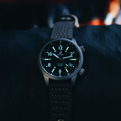 Boldr Expedition Automatic Kilimanjaro (BD-EXPD-KIL)
