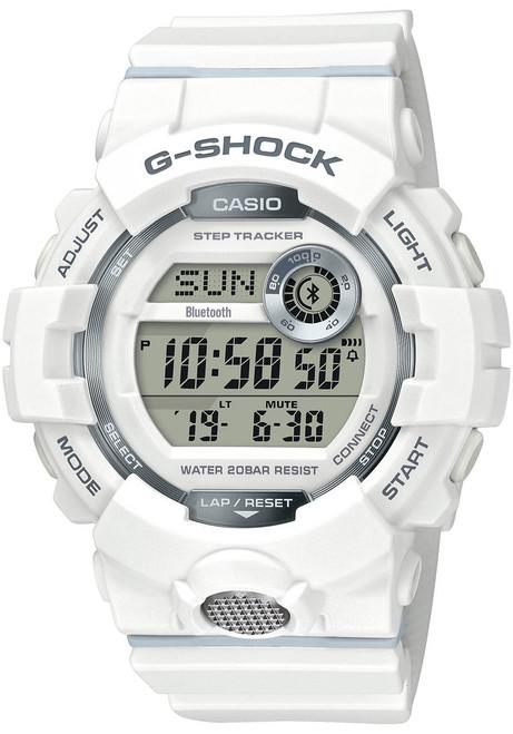 7765a61782bf G-Shock GBD800 Bluetooth Activity Tracker White (GBD800-7)