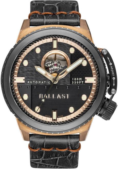 Ballast Trafalgar Automatic Bronze Black (BL-3136-02)