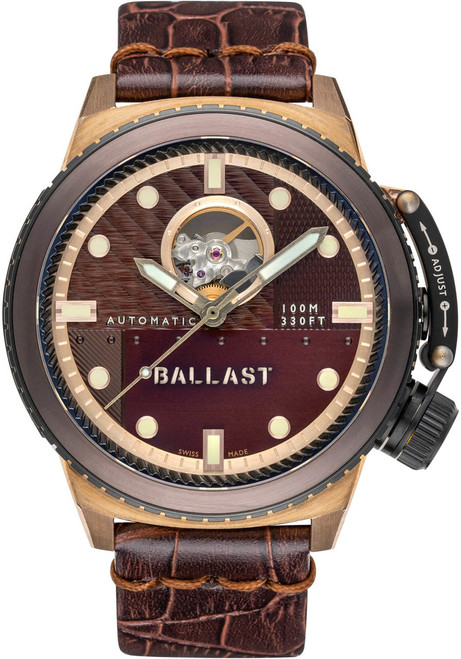 Ballast Trafalgar Automatic Bronze Brown (BL-3136-03)