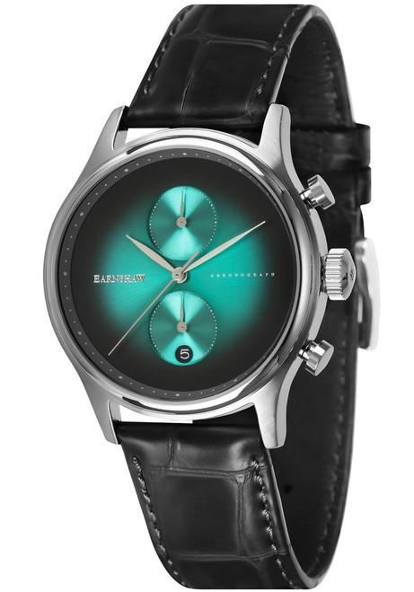 Thomas Earnshaw Bauer Fume Chronograph Green