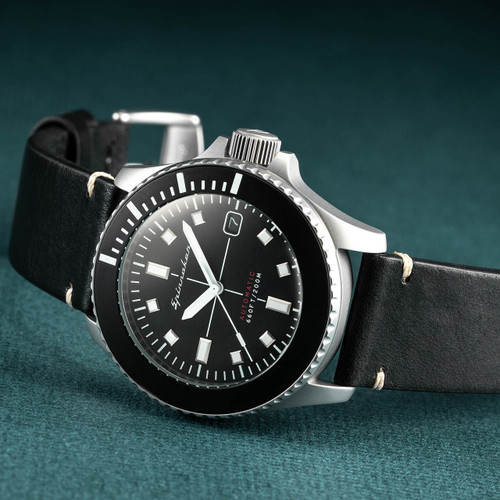Spinnaker Spence Automatic Black (SP-5063-01)