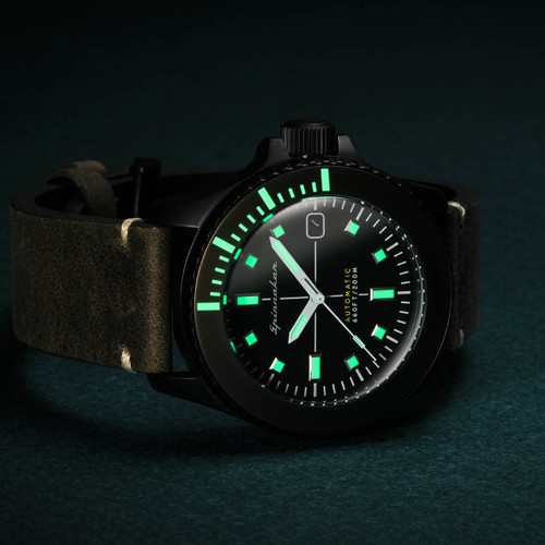 Spinnaker Spence Automatic Green (SP-5063-03)