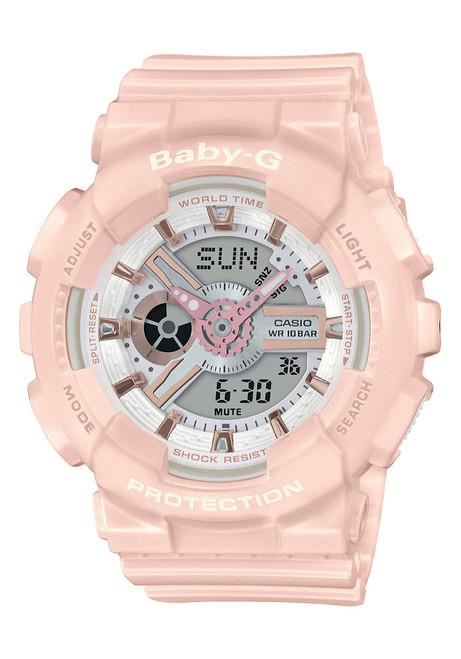 G-Shock Baby-G Pink Rose Gold (BA110RG-4A)