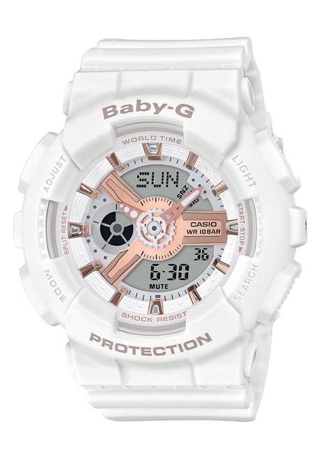 G-Shock Baby-G White Rose Gold (BA110RG-7A)