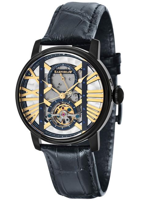 Thomas Earnshaw Westminster Automatic Black Gold (ES-8095-04)