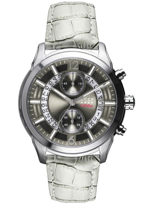 CCCP Balaklava Chronograph Grey (CP-7038-07)