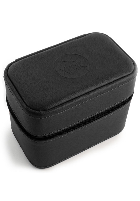 Xeric Two Watch Black Travel Case (XRC-TRVL-BLACK)