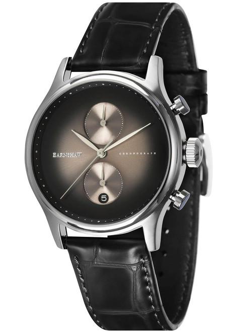 Thomas Earnshaw Bauer Fume Chronograph Grey (ES-8094-01)