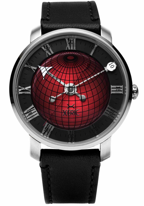 Xeric Atlasphere Automatic Red (ASA-1183-03L)