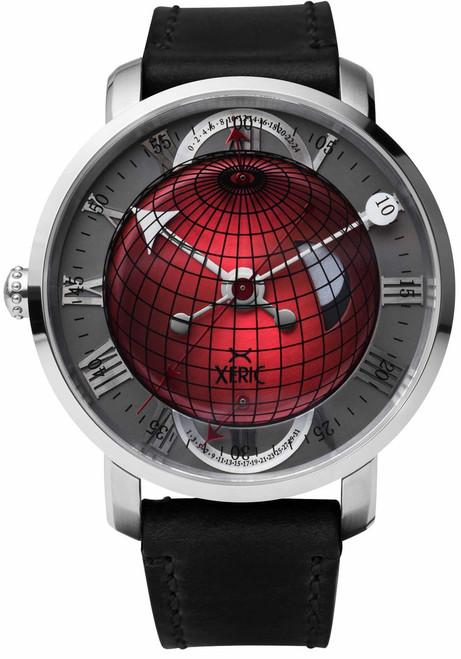 Xeric Atlasphere GMT Red (ASQ-1183-03L)