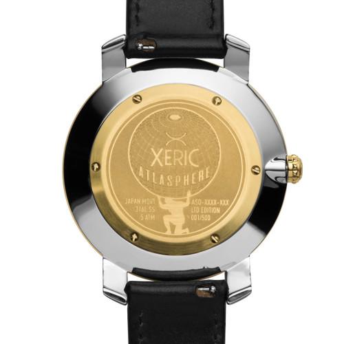 Xeric Atlasphere GMT Gold (ASQ-1510-03L)