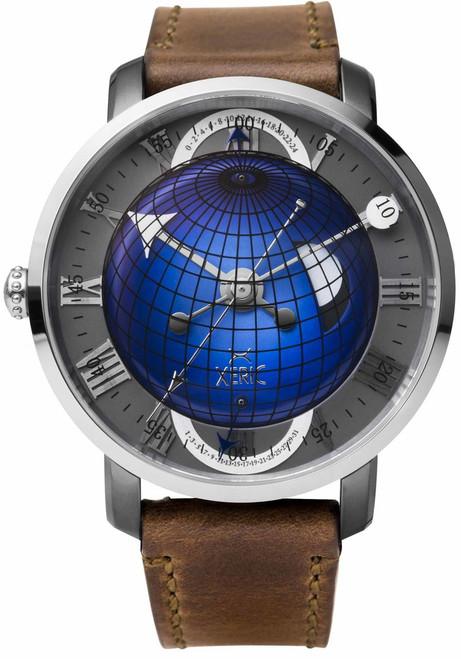 Xeric Atlasphere GMT Blue (ASQ-2172-06L)