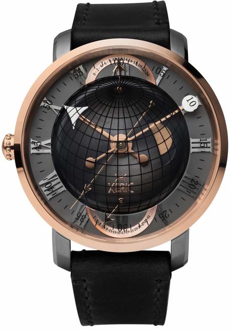 Xeric Atlasphere GMT Rose Gold (ASQ-2422-03L)