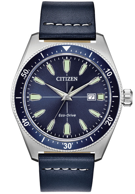 Citizen Eco-Drive Brycen Blue (AW1591-01L)