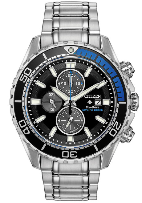 Citizen Eco-Drive Promaster Diver Black Blue (CA0719-53E)