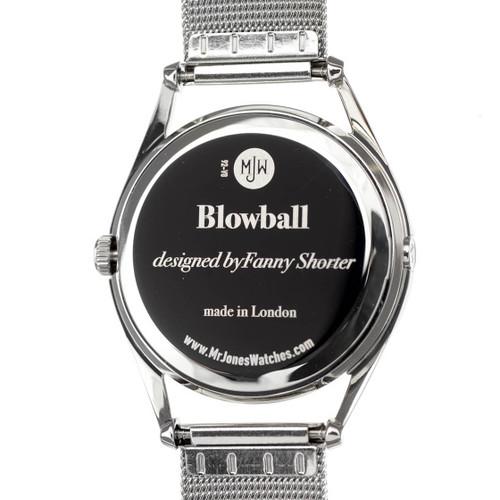 Mr. Jones Blowball (60-VU) caseback