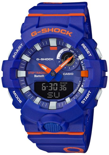 G-Shock GBA800DG Beast It Up! Purple Orange (GBA800DG-2A) front