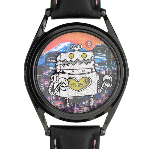 Mr. Jones Robotto Shi Automatic Limited Edition (99-V9) dial