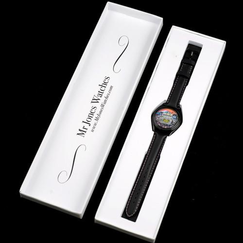 Mr. Jones Robotto Shi Automatic Limited Edition (99-V9) box