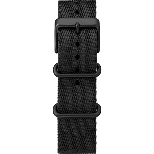 Timex Standard 24 Hour All Black (TW2T20800) band