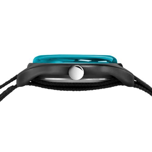 Timex MK1 California Blue Black (TW2T25400) side