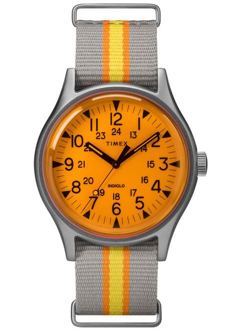 Timex MK1 California Orange Grey (TW2T25500) front