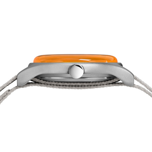 Timex MK1 California Orange Grey (TW2T25500) side