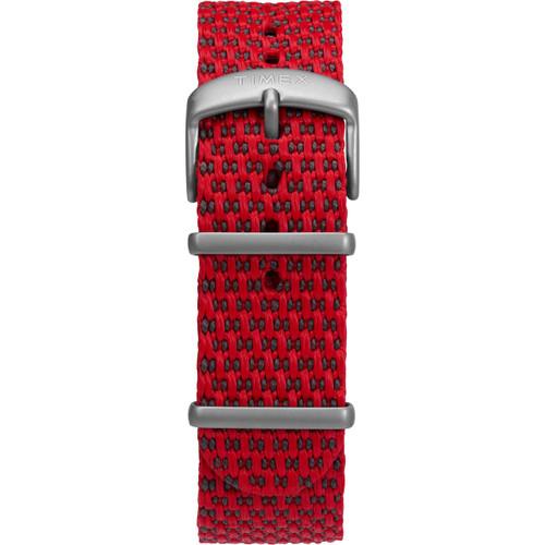 Timex Allied Coastline Red Black (TW2T30300) band