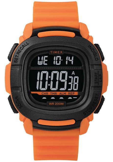 Timex Boost Digital Orange Black (TW5M26500)