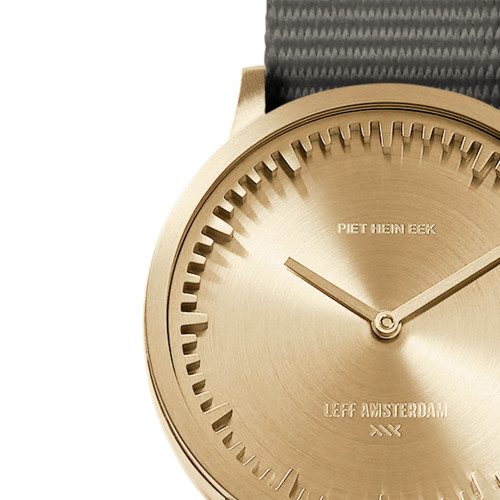 LEFF Amsterdam T32 Brass Grey (LT74353)