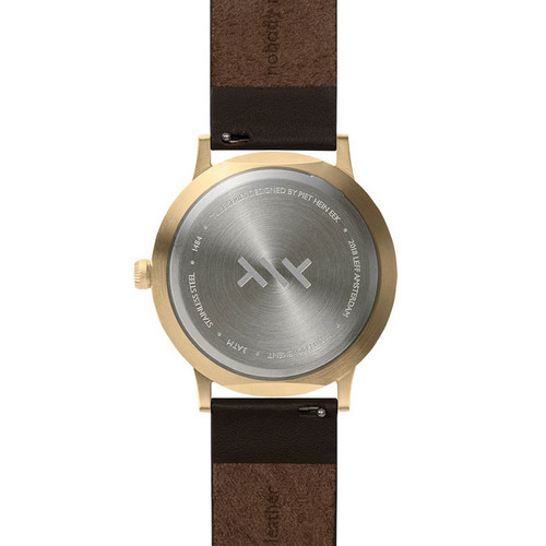 LEFF Amsterdam T40 Brass Brown (LT75323) back