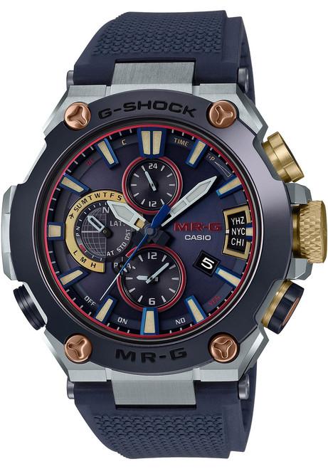 G-Shock MR-G Hardened Titanium Limited Edition (MRGG2000RJ-2A) front