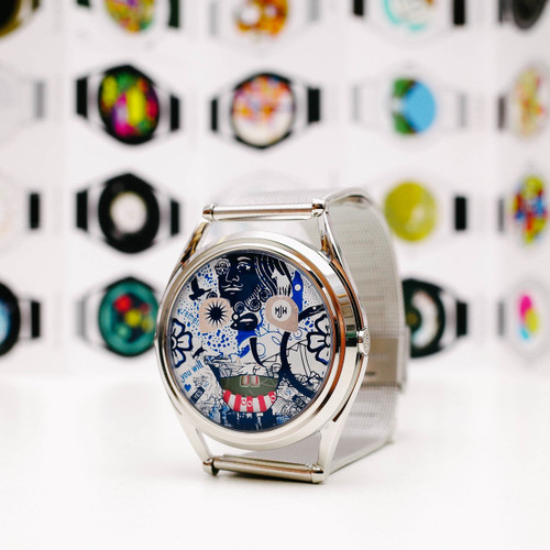 Mr. Jones the 100th Automatic Limited Edition