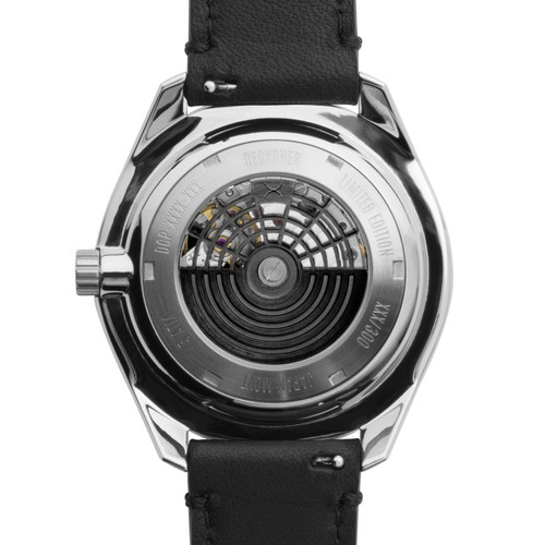 Xeric Decypher Automatic Black Yellow Limited Edition (DCP-1131-03L) rotor