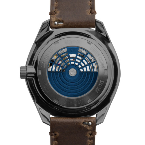 Xeric Decypher Automatic Blue Orange Limited Edition (DCP-2271-06L) rotor