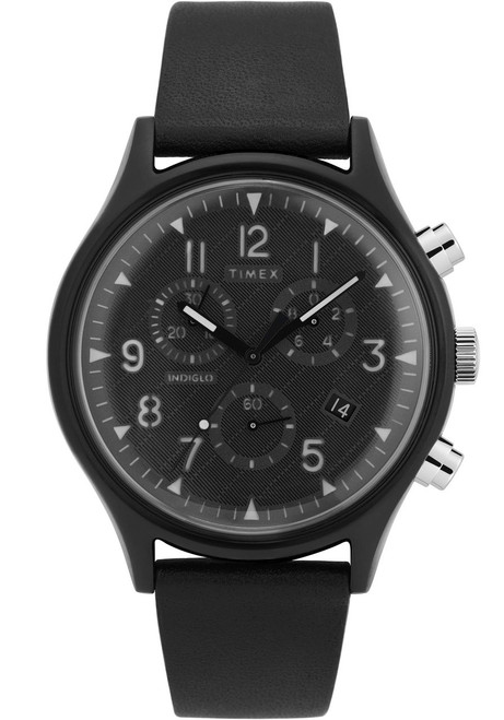 Timex MK1 Chrono Supernova All Black (TW2T29500)