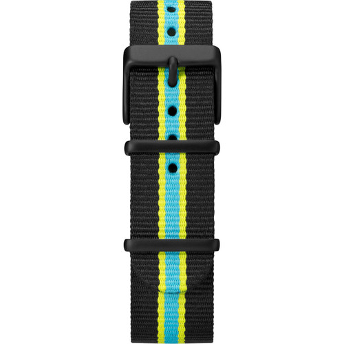 Timex Mk1 California Black Yellow (TW2T25700)