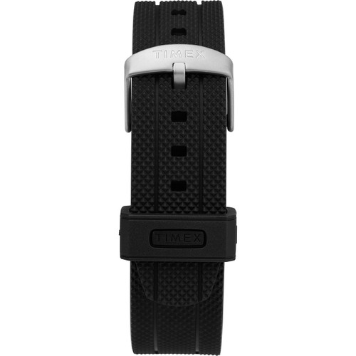 Timex Allied Coastline Indiglo Black Red (TW2T30000) strap
