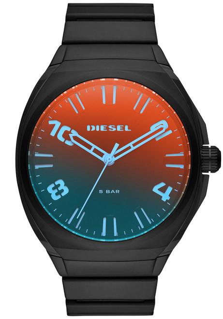 Diesel DZ1886 Stigg Iridescent Black (DZ1886)