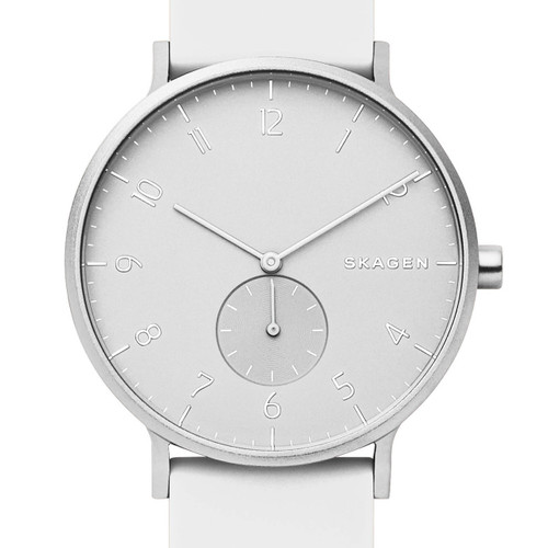 Skagen SKW6520 Aaren Kulor 41mm White (SKW6520)