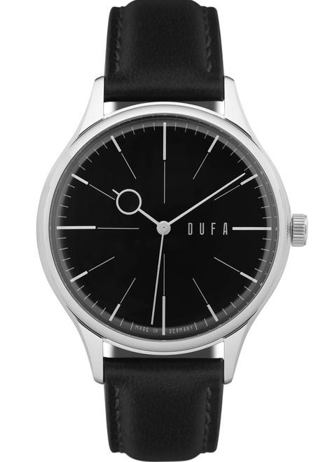 DuFa Weimar Moller Edition Silver Black (DF-9026-01) front
