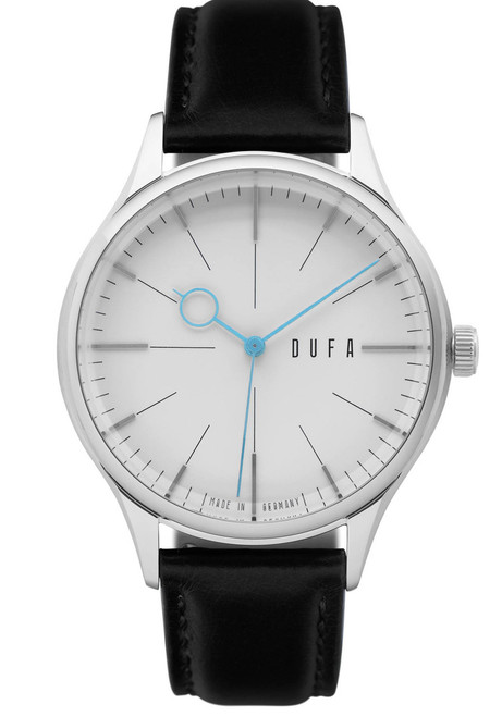 DuFa Weimar Moller Edition Silver Black White (DF-9026-02)